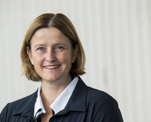 Examencommissielid Karin Smit