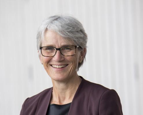 Examencommissielid Joanne Plattel